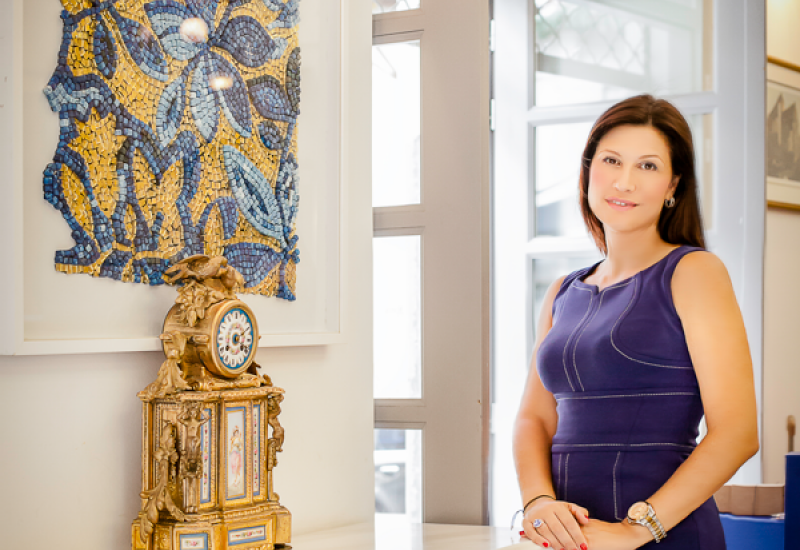 Η Evelyn Bakinta και το εξαιρετικό ''Chic Greek Gifts'' project της.