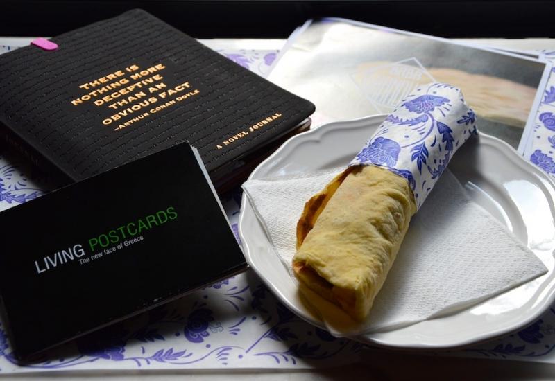 Ενα μεσημέρι γεμάτο καλό φαγητό στο αγαπημένο μου Παγκράτι, η πως μας μάγεψε το Baba Ghanoush Falafel Shop.