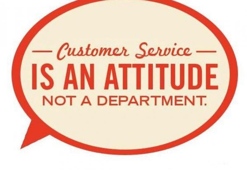 Η καλύτερη διαφήμιση είναι ο ευχαριστημένος πελάτης.