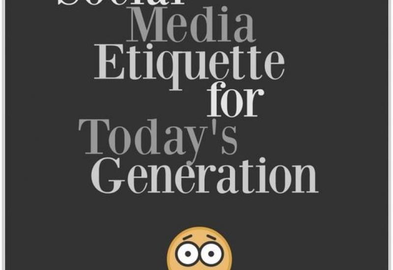 Το savoir faire των social media και η ''ψηφιακή αγένεια''.