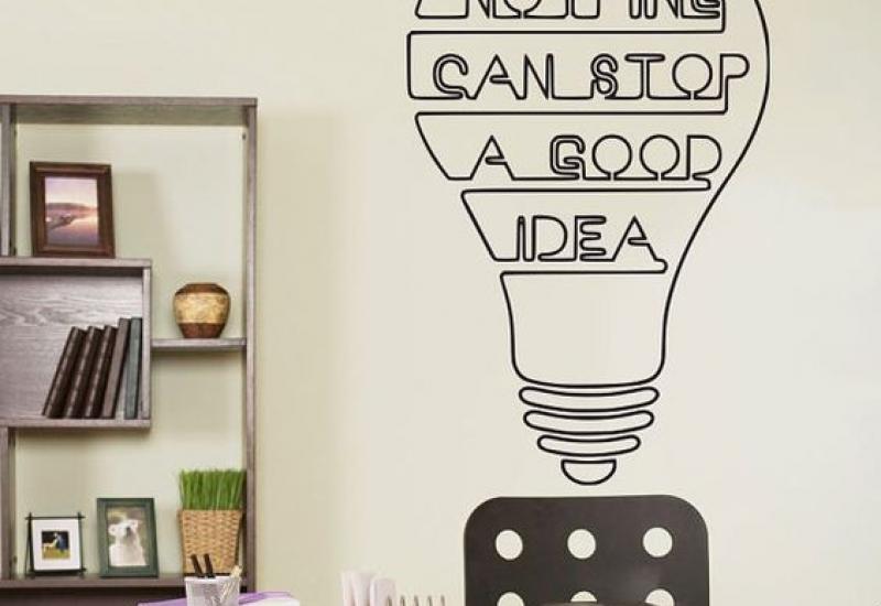 Είναι αρκετή μια ''καλή ιδέα '' για την επιτυχία?