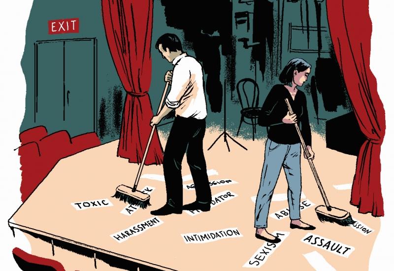 #theatretoo - Ενα hashtag με πολλές αλήθειες.