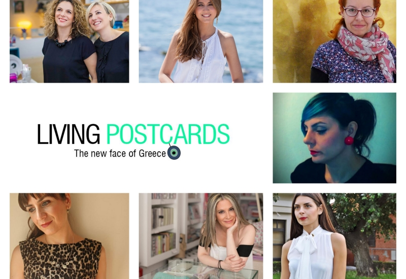 ''Living Postcards goes Thessaloniki''.