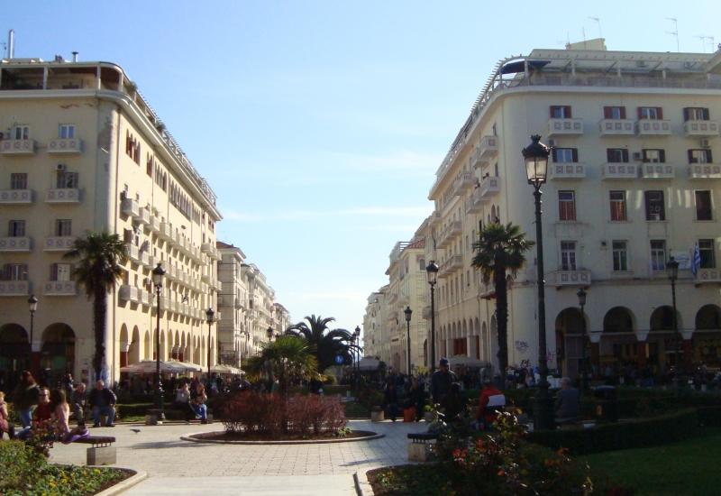 Η Θεσσαλονίκη μου: Living Post Cards/Ιλιάδα Ευαγελία Κοθρά απο Dimitris Koparanis