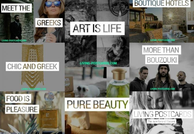Living Postcards: Ένα site για τα πράγματα που μας αρέσουν στην Ελλάδα Η δημιουργός του Ιλιάδα-Ευαγγελία Κοθρά μιλάει για το νέο αισιόδοξο πρόσωπο της Ελλάδα που αχνοφαίνεται στον ορίζοντα και ετοιμάζει μια μεγάλη εκδήλωση για τα 2 χρόνια λειτουργίας της