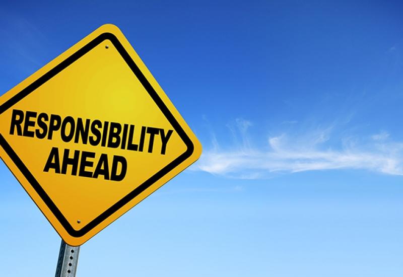 Η ατομική ευθύνη είναι Επιλογή.