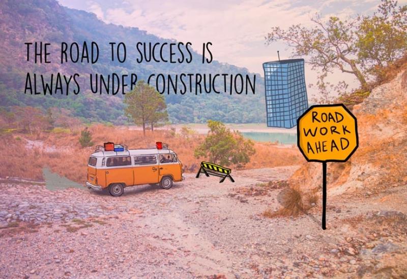 Η επιτυχία θέλει κυρίως κόπο. Οχι μόνο τρόπο.