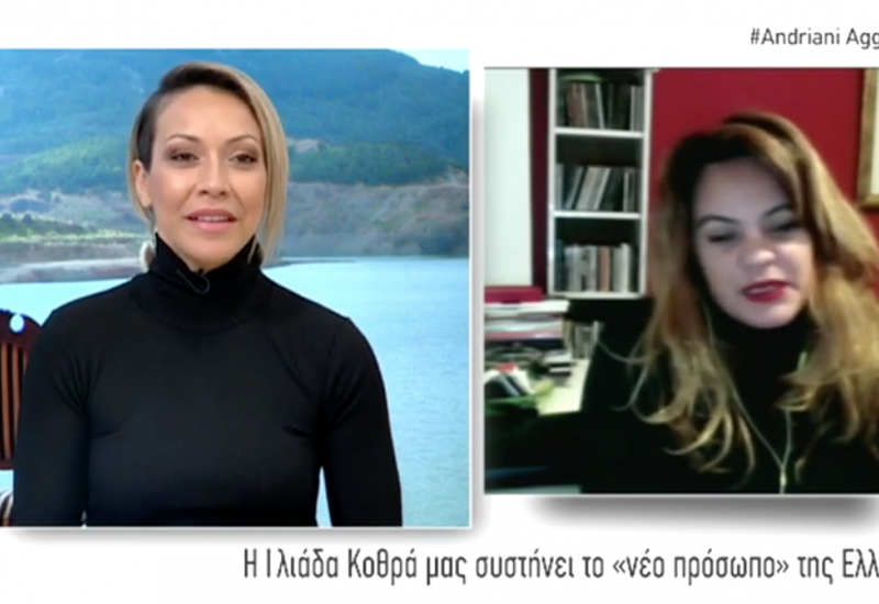 Συνέντευξη στο CreteTv