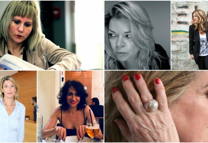 ''Ρωτήσαμε πέντε γυναίκες από την Πολιτική, τα Media, τις Τέχνες, αν συμφωνούν με την Κατρίν Ντενέβ''.